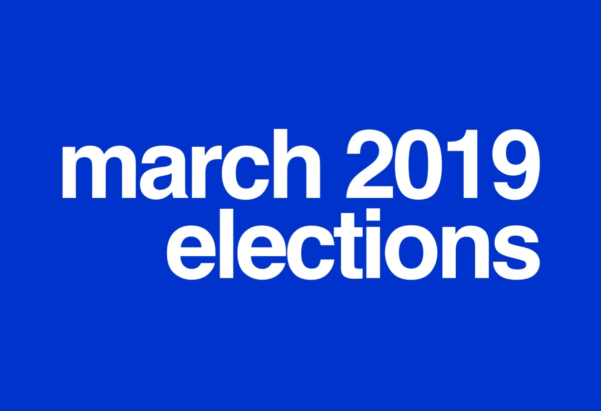 Elections in March 2019